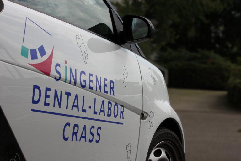 Lieferungen an unsere Kunden | Singener Dental-Labor Crass GmbH