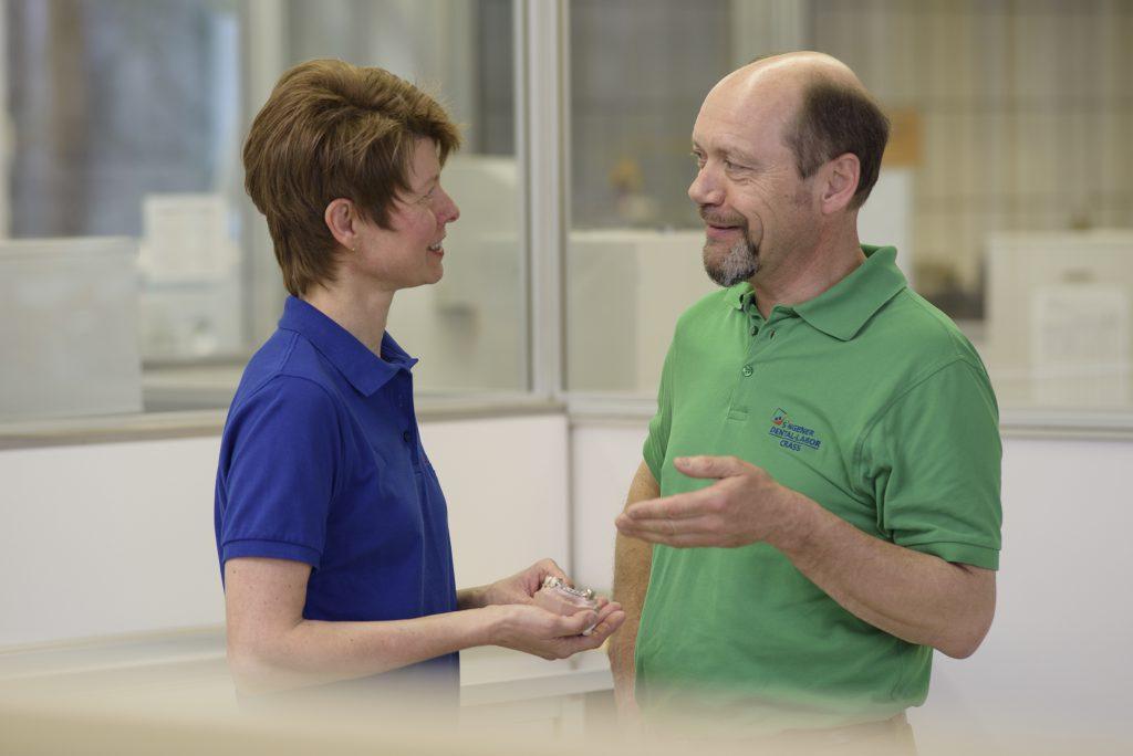 Wernfried und Birgit Klopfer | Singener Dental-Labor Crass GmbH
