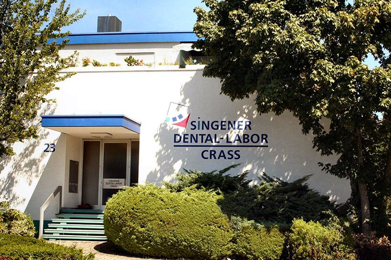 Eingang | Singener Dental-Labor Crass GmbH